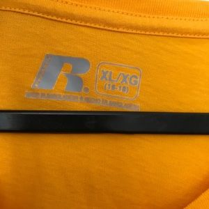 Russell Athletic Tops - UCLA Football Long Sleeve V Neck Tee